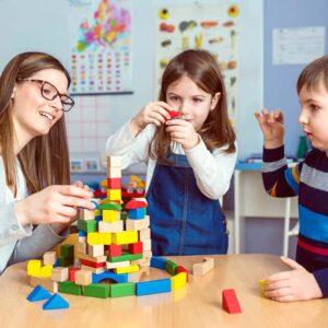 Estudiar el curso de Auxiliar Jardín de Infancia