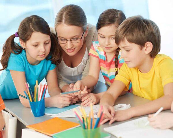Estudiar el Curso de Auxiliar de Educación Infantil te dará los conocimientos necesarios para formar parte del sector educativo