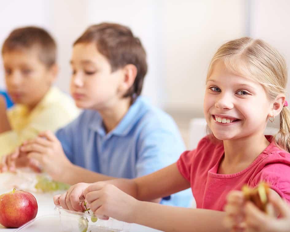 Experto en Nutrición Infantil en Comedores Escolares y Guarderías Infantiles