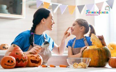 Actividades de Halloween para niños de infantil y primaria