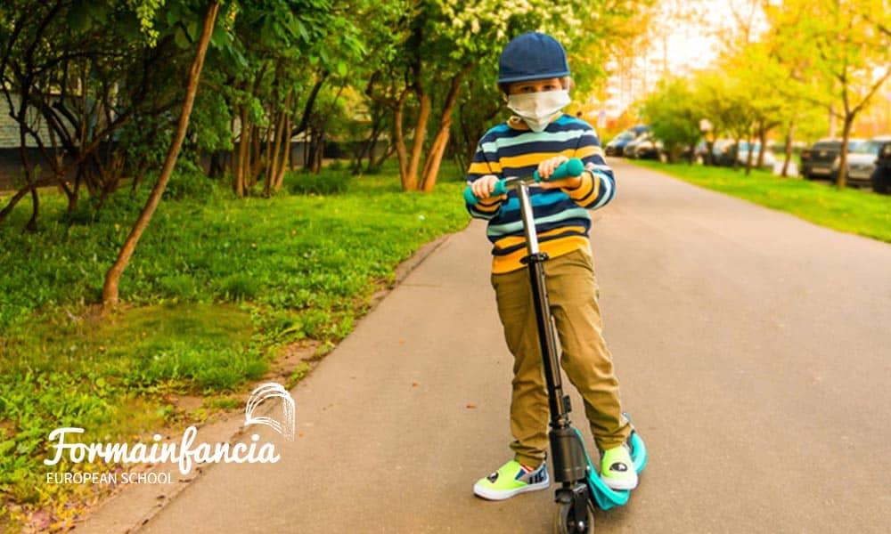 Actividades para niños: cómo optimizar las salidas infantiles tras el confinamiento