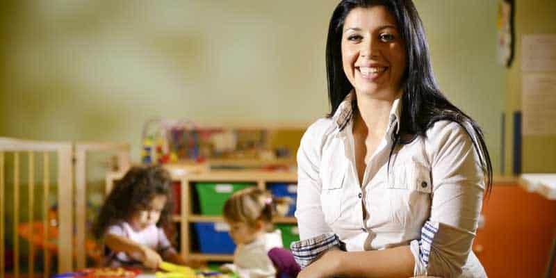 Estudia Auxiliar de Guardería y convierte tu pasión por los niños en tu profesión