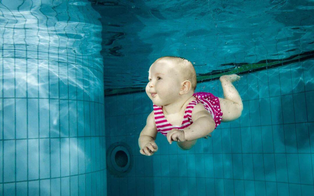Matronatación: al agua con nuestro bebé