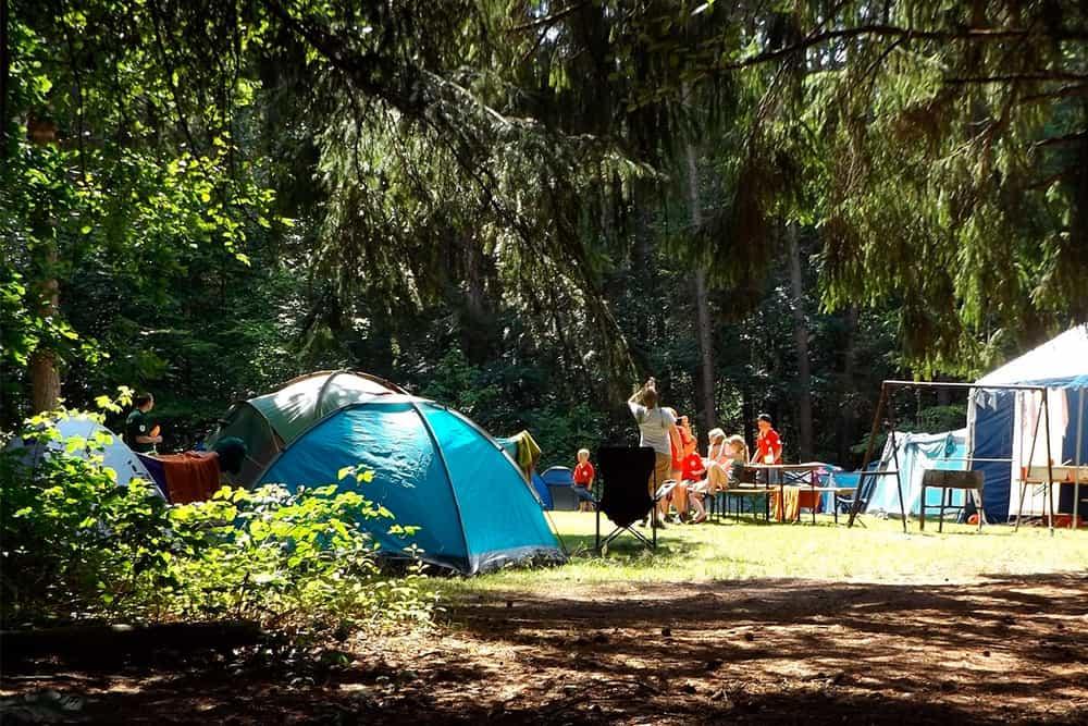 Campamentos para niños: cómo elegir el mejor