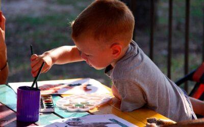 El centro infantil y su papel en la creatividad del niño