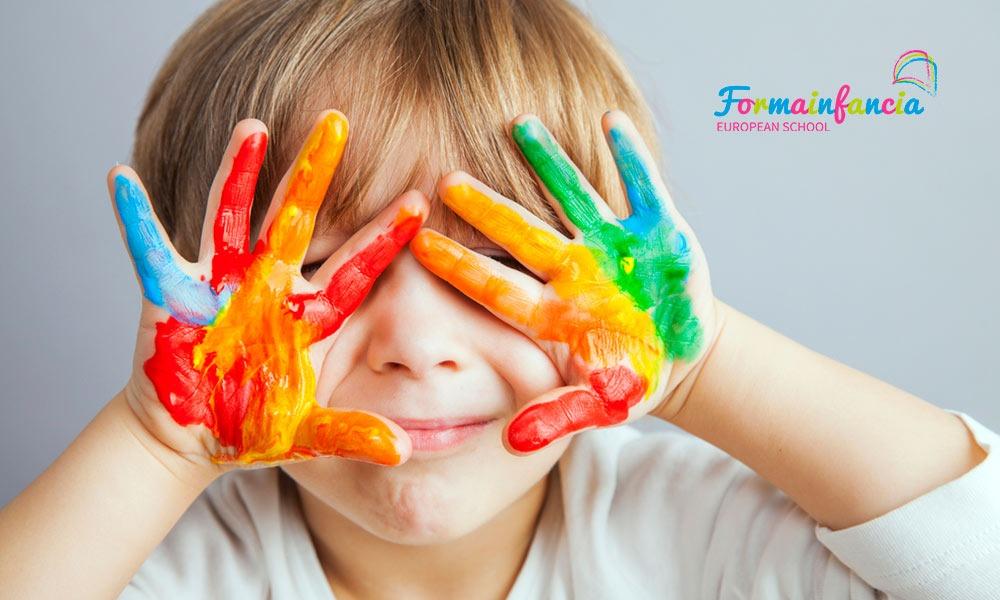 Colores y emociones en los niños: relación y significado