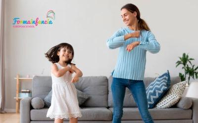 5 actividades para mejorar la conciencia corporal en los niños