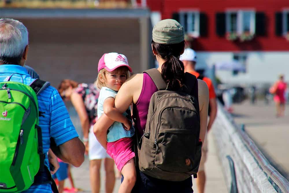 Cuidar niños en el extranjero: cómo trabajar de au pair
