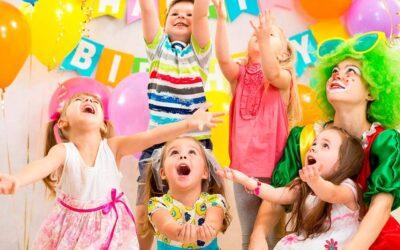 10 pasos para organizar cumpleaños infantiles