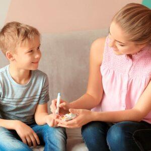Estudiar el Curso Diabetes en el Ámbito Escolar
