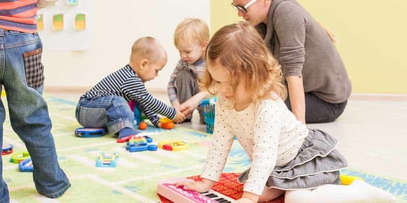 Aprende con el Curso Jardín de Infancia todo lo que necesitas saber para ser educadora infantil