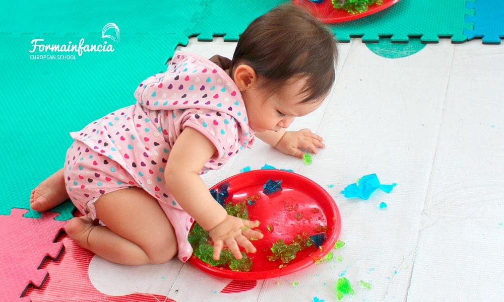 Todo lo que debes saber sobre el desarrollo sensorial en la infancia