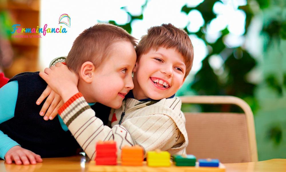 Discapacidad en niños: derechos y retos para favorecer la inclusión socioeducativa