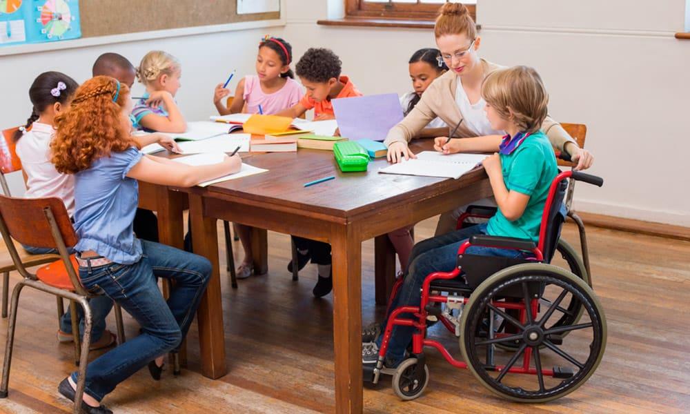 Cuáles son las principales causas de la discapacidad motriz