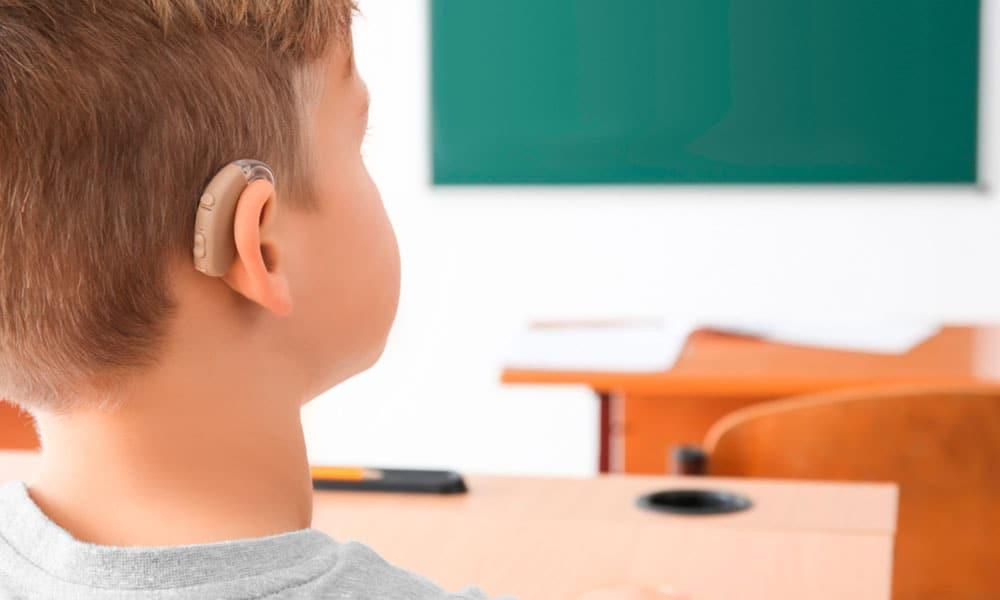 Tipos de discapacidad sensorial en la infancia