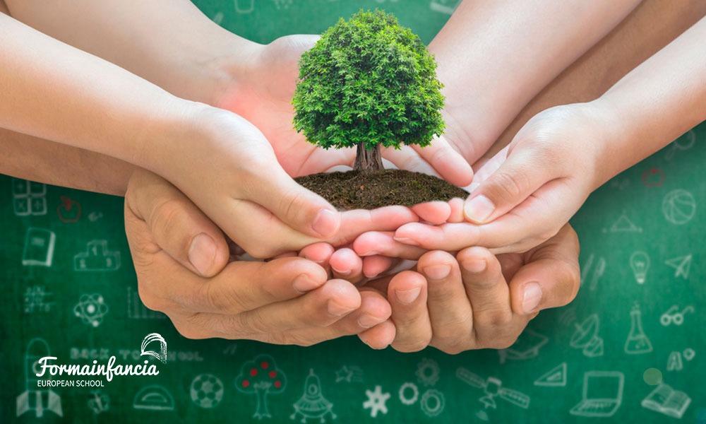 Educador ambiental, figura clave en la promoción del desarrollo sostenible