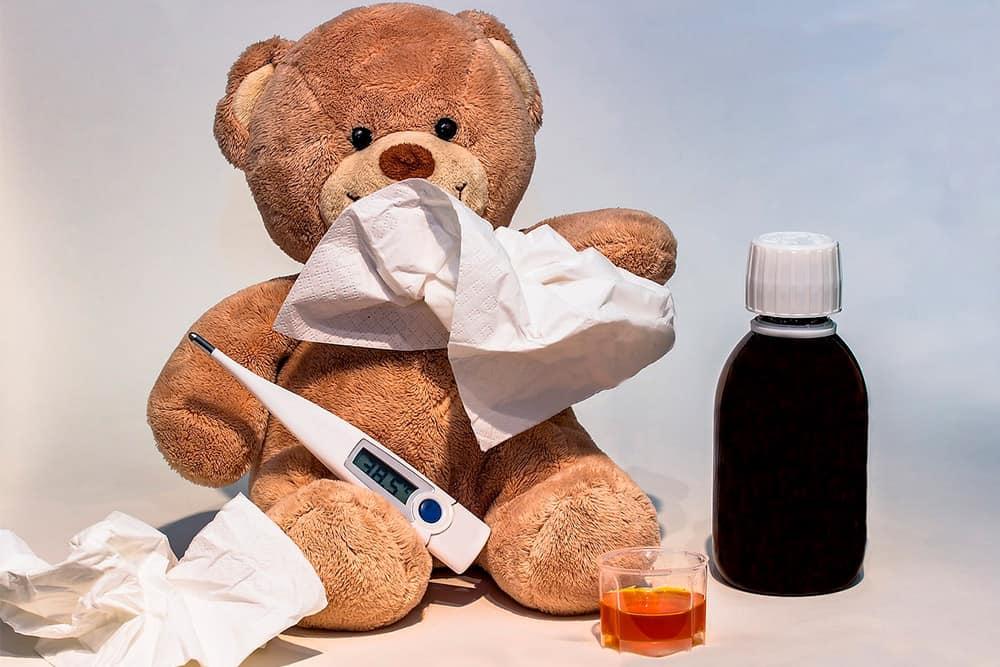 Guardería infantil: las enfermedades más comunes