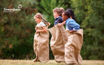 Juegos de velocidad: qué son y cuáles son sus beneficios en los niños