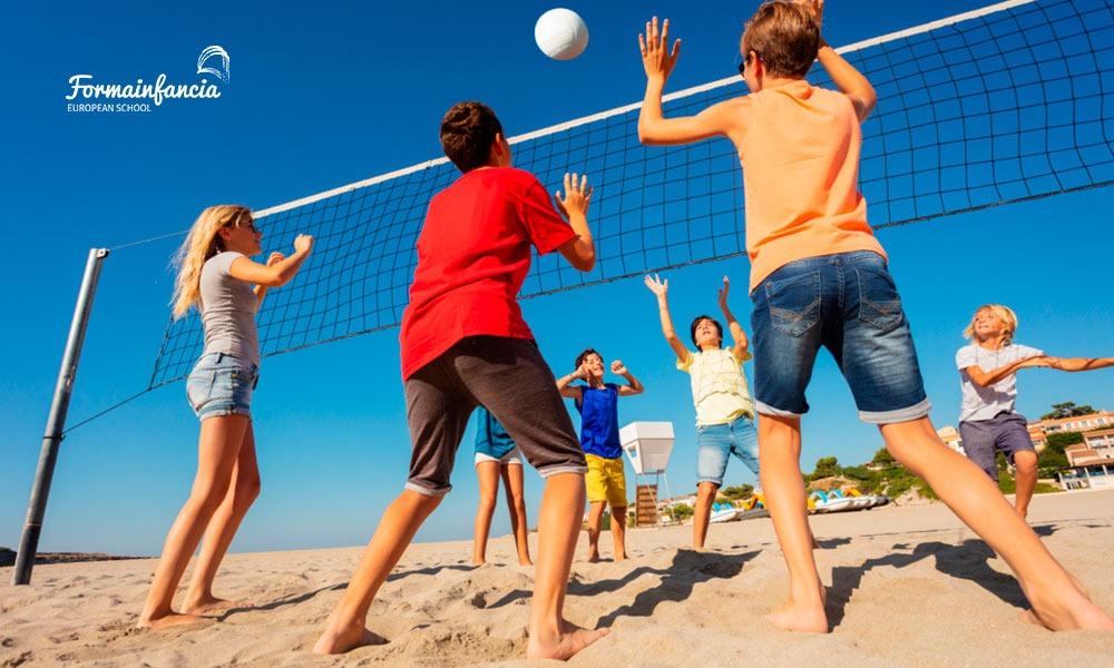 Juegos predeportivos y sus beneficios en la infancia