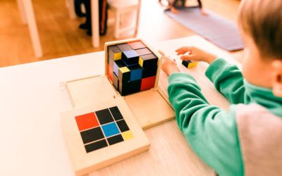 Juguetes Montessori: cómo hacer del juego todo un aprendizaje
