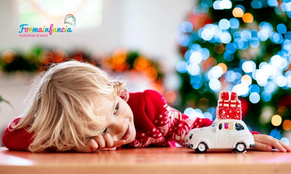 Los mejores juguetes para Navidad por edades