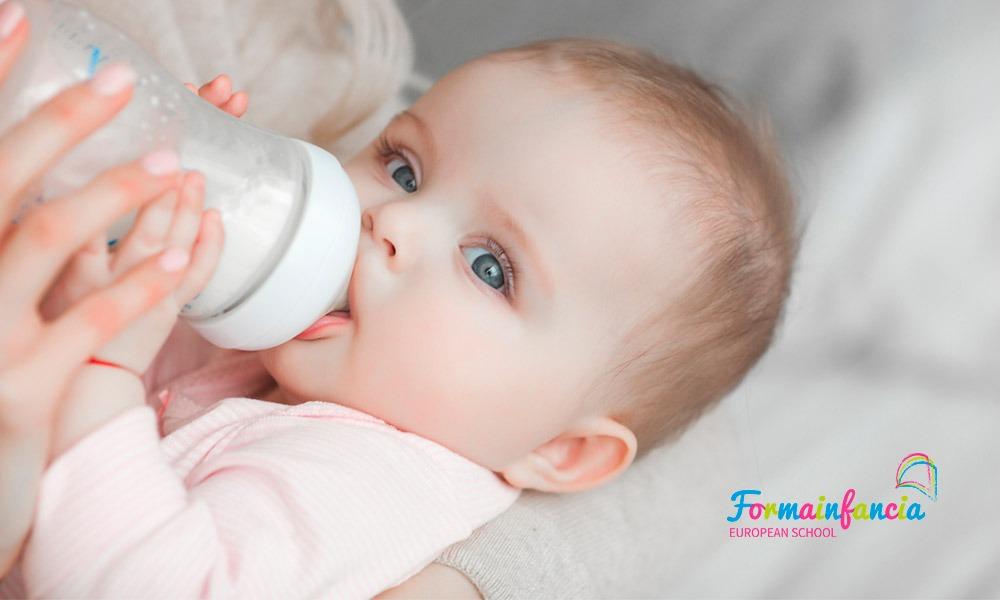 Cómo seguir la lactancia mixta desde el primer día