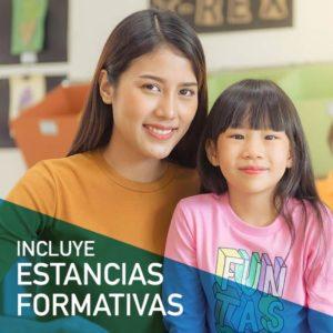 Cursar el Máster en Psicologia Infantil online con Estancias Formativas incliuidas