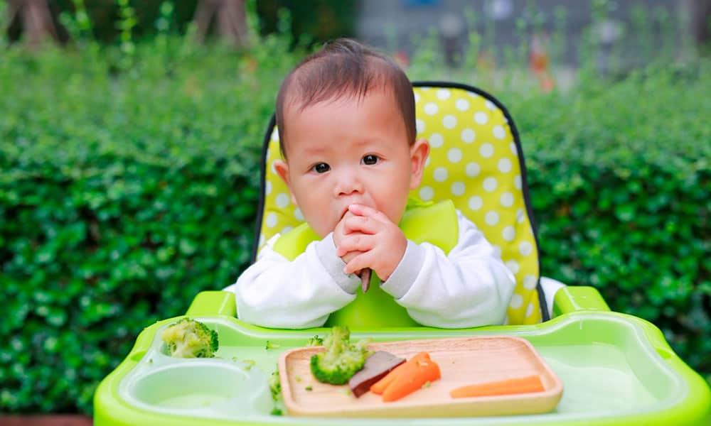 Todo lo que debes saber sobre el método BLW – Baby Led Weaning