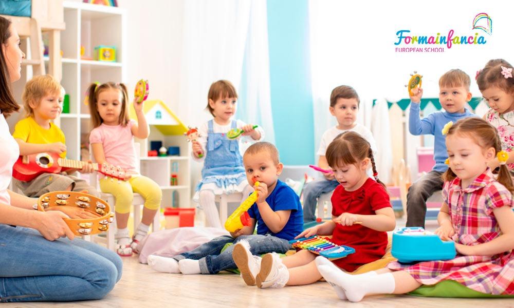 Para qué sirve la musicoterapia y cómo beneficia a los niños