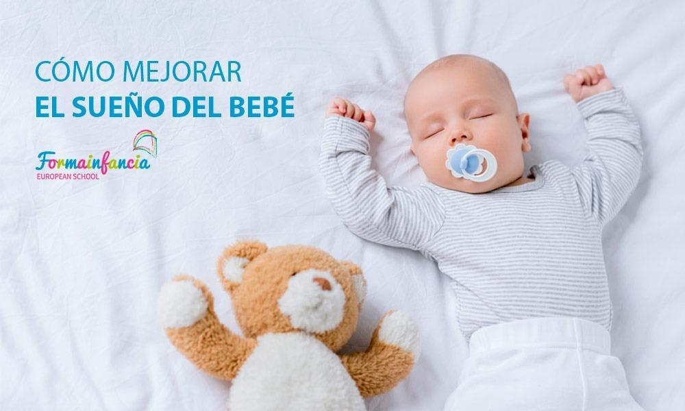 Todo lo que debes saber para mejorar el sueño del bebé