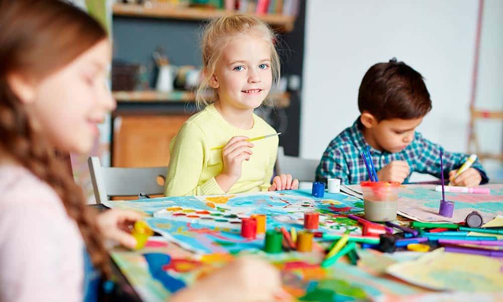 Talleres para niños, una forma de diversión y de aprendizaje