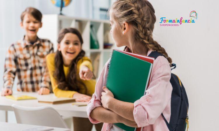 Tipos de bullying más comunes y sus características