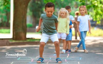Tipos de juegos y cuáles son sus beneficios para los niños