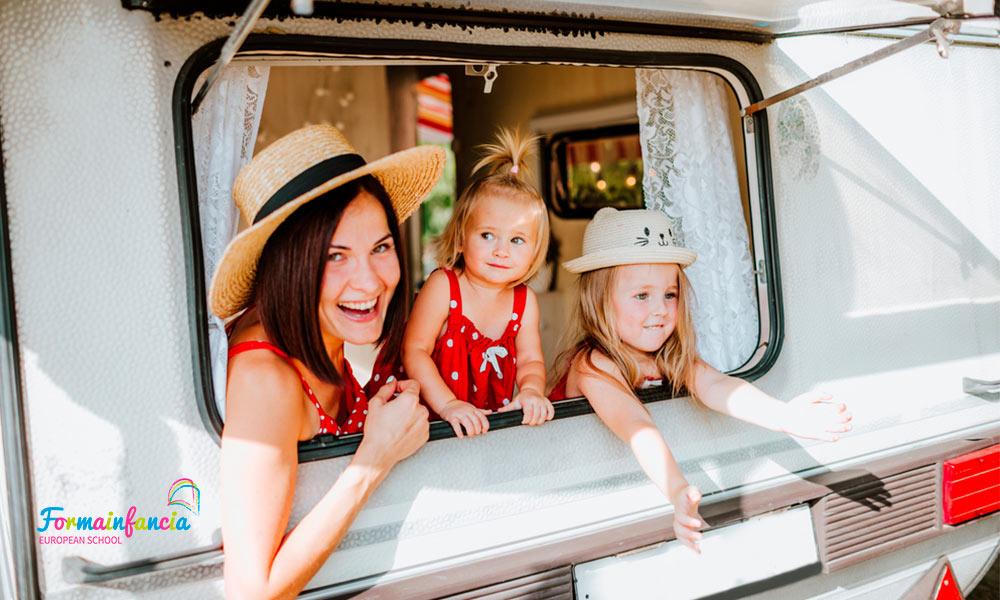 Las opciones más seguras para estas vacaciones con niños
