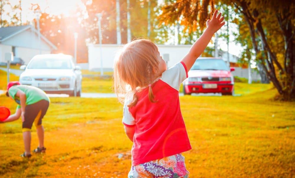 Actividades para niños en familia o al aire libre